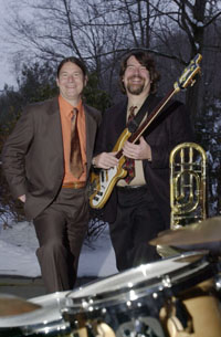 Dan and Chris Brubeck